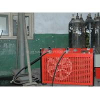 Buy cheap Military air compressor tanks/military high pressure air compressor 300bar from wholesalers