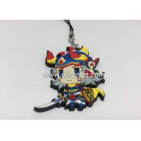 Wholesale Anime rubber pendants custom cartoon figures phone pendants supply for promotional gifts from china suppliers