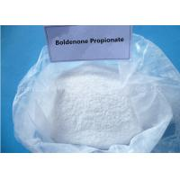 Wholesale High Pure Pharma Grade Steroids Boldenone Propionate C22H30O3 EP Standard from china suppliers