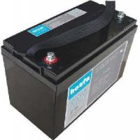 Buy cheap Solar Battery 12V Battery Solar12-100 12V100ah Deep Cycle Battery 12V 100ah UPS Battery Rechargeable Sealed Lead Acid Battery from wholesalers