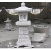Buy cheap Stone Pagoda Lantern,Court Yard for Decoration  from wholesalers