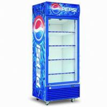 Buy cheap 4 Shelves Commercial Refrigerator Freezer , Glass Door Merchandiser Refrigerator from wholesalers