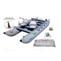 Buy cheap Inflatable Sports Boat with Including Oars,  1PC CE / UL Air Pump from wholesalers
