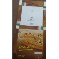 Buy cheap Printed Corrugated Cardboard Pizza Box for Wholesale product