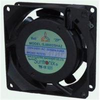 Buy cheap 80mm Ball or Sleeve bearing Industrial cooling AC Axial Fans from wholesalers