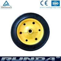 Buy cheap Made in China Competitive price 330mm diameter size wheelbarrow solid rubber wheel from wholesalers