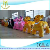 Hansel Electronics For Mall Electric Animal Scooter Ride Guangzhou Zoo Animal Scooter Manufactures