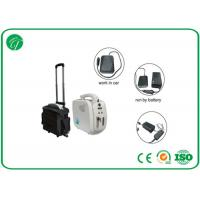 Buy cheap Ultralow Noise Home Medical Equipments , Portable Oxygen Generator AC220V/110V from wholesalers