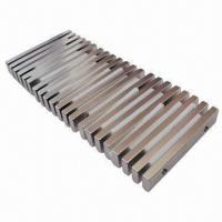 Buy cheap Neodymium Magnet with Nickel Plating, Used for Magnetic Shaft from wholesalers