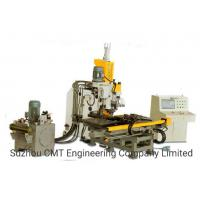 Buy cheap CNC Numerical Control Hydraulic Punching Hole Drilling Machine / Equipment from wholesalers