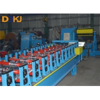 Buy cheap 5 Ton Decoiler PLC 1.2mm GI Floor Deck Roll Forming Machineg from wholesalers