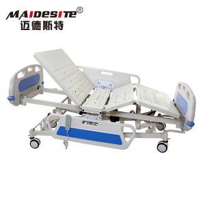 Funciones multi ajustables eléctricas de la cama de hospital del cabecero del ABS de ICU