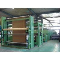 Wholesale Gas Direct Heating Textile Stenter Machine , Durable Hot Air Stenter Machine from china suppliers