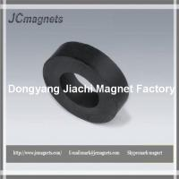 Buy cheap 22X6X5,Ceramic Magnets C8,  Hard Ferrite ring Magnets Y35 from wholesalers