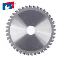 Buy cheap Economic TCT Saw Blade 40T Teeth , Wood Saw Blade 1.5 Mm Body Thickness from wholesalers