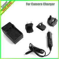 car charger for camera Nikon battery ENEL12 Manufactures