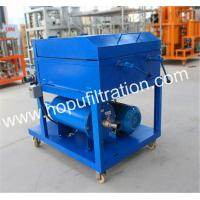 Buy cheap Movable Plate And Frame Oil Purifier,Press Paper Lube Oil Filtration Machine,impurities removal,easy operation, low cost from wholesalers