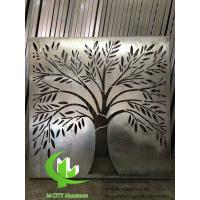 Buy cheap Professional Metal Aluminum Panels For Building Facade Skin Curtain Wall Cladding from wholesalers