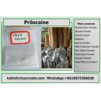 China High Purity Local Anesthetic Prilocaine CAS 721-50-6 For Pain Killer Effective Topical Pain Reliver on sale