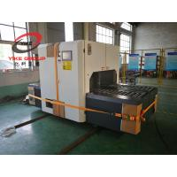 Buy cheap High Speed Automatic Packaging PE Strapping Machine , Corrugated Box Strapper Machine Pass ISO,CE from wholesalers