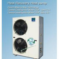 Buy cheap 30Kw Heat Recovery Heat Pumps from wholesalers
