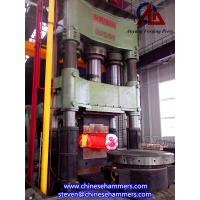 Buy cheap Horizontal forging machine,Central driven crank multi-way press,Knockle-joint presses from wholesalers