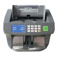 Buy cheap KENYA VALUE COUNTER DETECTOR Automatic Money Counter With Magnetic Counterfeit Detection, LCD/LED screen for Banks from wholesalers