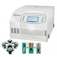 Quality Professional PRP Centrifuge Device 4x50ml Capacity Adjustable Speed With CE Certificate for sale