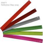 Buy cheap Reflective slap wrap,EN13356 approved reflective slap wrap from wholesalers