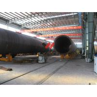 Wind Tower Production Line 60T 2500mm - 5000mm for pressure vessel Manufactures