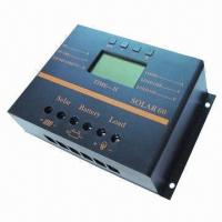 Buy cheap Good 12/24V 60/80A Solar Charging and Discharging Controller with LCD Screen, PWM Charging from wholesalers