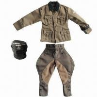 Buy cheap Military Action Figure Doll Clothes, Customized 1/6th Scale Doll Outfits from wholesalers