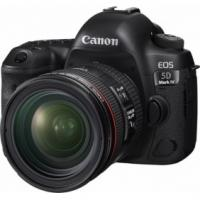 Buy cheap Canon - EOS 5D Mark IV DSLR Camera with 24-70mm f/4L IS USM Lens from wholesalers