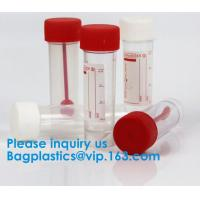 Buy cheap Disposable Urine Specimen Cup/Urine Sample Containers/Urine Collection Cup,Sterile Disposable Hospital Sample 60ml 100 from wholesalers