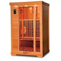 Buy cheap Two person infrared sauna room LB-002B from wholesalers