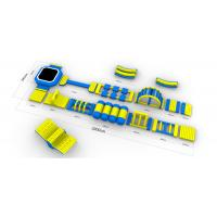Buy cheap Outdoor Inflatable Water Park With Inflatable Seesaw And Inflatable Water Slides from wholesalers