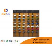 Wholesale Durable Shoe Store Using Steel And Wooden Display Rack With Multiple Sizes from china suppliers