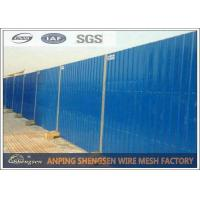 Buy cheap Cold Rolled Corrugated Steel Sheets / Galvanised Roof Sheets Maintenance Free from wholesalers