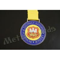 Wholesale Europe Design Custom Sports Medals Customized Medallion With Lion Logo from china suppliers