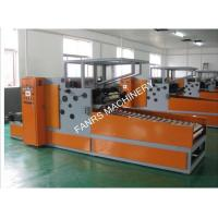 Buy cheap High productivity Siemens PLC Paper Rewinding Machine , slitter rewinder machines from wholesalers