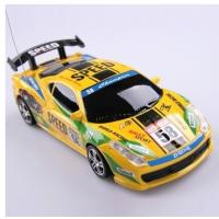 Remote control drift car racing Children electric car model toy soft plastic crashworthine Manufactures