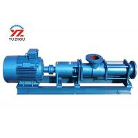 Buy cheap Mono Screw Progressive Cavity Pump G Series For Slurry Oil Packing Sealed from wholesalers