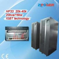 Buy cheap Online High Frequency UPS, 10kVA--80kVA Online UPS from wholesalers