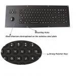 Buy cheap Metal Panel Mount IK09 Waterproof Computer Keyboard from wholesalers
