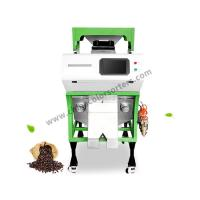 Buy cheap Intelligent CCD Chutes Coffee Bean Color Sorting Machine Coffee Bean Color Sorter from wholesalers
