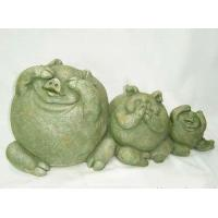 Buy cheap Polyresin Pigs Decoration from wholesalers