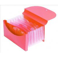 Buy cheap PP Expanding File with CD Pocket from wholesalers