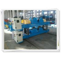 Stationary Screw Adjustable Welding Turning Roll With Steel Rack Delivery Manufactures