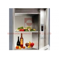 Buy cheap Hydraulic Commercial Kitchen Food Lift Dumbwaiter Elevator Through The Internet from wholesalers