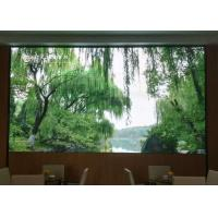 Buy cheap 1500 Nits Brightness Indoor Full Color LED Screen Panel AC110V - 220V Power from wholesalers